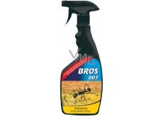 Bros 007 proti mravencům a jinému lezoucímu hmyzu 500 ml rozprašovač
