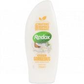 Radox Gorgeous Coconut s vôňou kokosu sprchový gél 250 ml