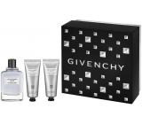 Givenchy Gentlemen Only toaletní voda pro muže 100 ml + sprchový gel 75 ml + krém po holení 75 ml, dárková sada