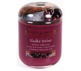 Heart & Home Sladké třešně Sojová vonná svíčka střední hoří až 30 hodin 110 g