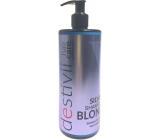 Professional Hair Care Destivii Silver Blond šampón na blond vlasy 500 ml