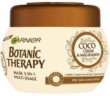 Garnier Botanic Therapy Coco Cream & Macadamia vyživující maska pro suché vlasy bez lesku 300 ml