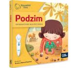 Albi Kúzelné čítanie interaktívne minikniha Jeseň pre deti od 2 rokov