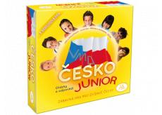 Albi Hra Česko Junior zábavná hra odporúčaný vek 10+