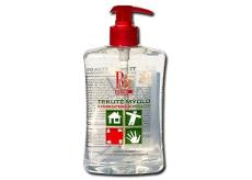 Bohemia Gifts & Cosmetics Antibakteriální přísada tekuté mýdlo 500 ml