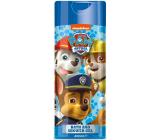 Paw Patrol Tlapková patrola 2v1 sprchový gél a pena do kúpeľa pre deti 400 ml