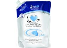 Madel Love Sapone Cremoso Neutro tekuté mýdlo s vyváženým pH 5,5 náhradní náplň 2 l