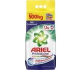 Ariel Color Professional profesionální prací prostředek na barevné prádlo 100 dávek 7,5 kg