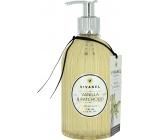Vivian Gray Vivanel Vanilla & Patchouli luxusné tekuté mydlo s dávkovačom 350 ml