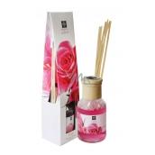 Aroma di Rogito Difuzér Perfume Růže osvěžovač vzduchu 100 ml