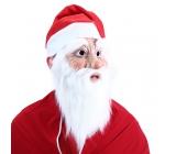 Santa Claus / Miluláš maska s čiapkou