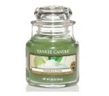 Yankee Candle Vanilla Lime - Vanilka s limetkou vonná sviečka Classic malá sklo 104 g