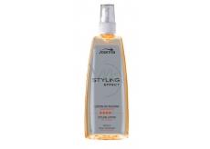 Joanna Styling veľmi silno tužiaci vlasová voda pre tvarovanie vlasových pramienkov a lesk vlasov rozprašovač 150 ml