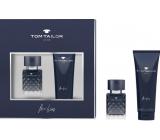 Tom Tailor for Her toaletná voda 30 ml + sprchový gél 100 ml, darčeková sada
