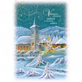 Ditipo Hracie želanie Vianoce prinášajú radosť a otvárajú srdcia Detský spevácky zbor Půlnoční 224 x 157 mm