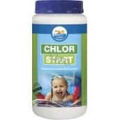 Probazen Chlór Star prípravok na úpravu vody v bazénoch 1,2 kg
