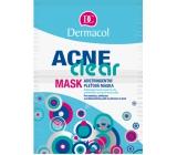 Dermacol Acneclear Adstringentní maska pro problematickou pleť 2 x 8 g