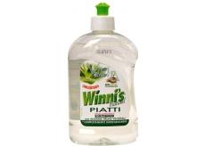 Winnis Piatti Aloe Vera Ekologický koncentrovaný hypoalergénne umývací prostriedok na riad 500 ml
