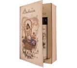 Bohemia Gifts Kniha Rozprávka o babičke - sprchový gél 250 ml + olejový kúpeľ 200 ml (s príjemnou levanduľovou vôňou), kozmetická sada
