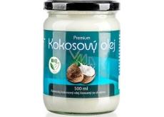 Allnature Premium Bio Kokosový olej panenský zo Sri Lanky 500 ml