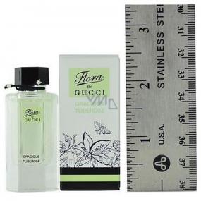 DÁREK Gucci Flora by Gucci Gracious Tuberose toaletní voda pro ženy 5 ml, Miniatura