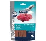 Dr. Clauders Králičie filety sušené mäso pre psov 80 g