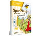 Albi Kúzelné čítanie interaktívne hovoriace kniha Španielsky obrázkový slovník