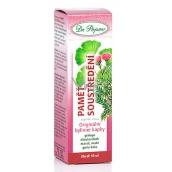 Dr. Popov Pamäť sústredenie originálne bylinné kvapky 50 ml