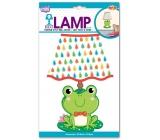 Lampička na stenu - Žabička