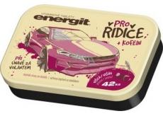 Energit Pre vodičov Višňa energetickej tablety pri únave za volantom 42 tabliet