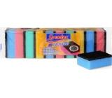Spontex Color hubky na riad s drôtenkou 10 kusov