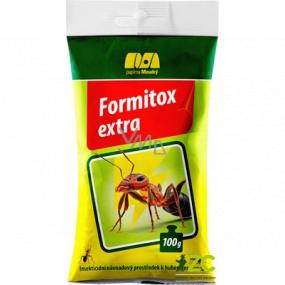 Múdry Formitox Extra prášok insekticídny prípravok k likvidácii mravcov 100 g