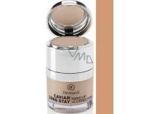 Dermacol Caviar Long Stay Make-Up & Corrector make-up s kaviárem a zdokonalovací korektor 04 Tan 30 ml