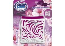 Air Menline Deo Picture Non Stop Elegant Japanese Cherry gelový osvěžovač vzduchu 8 g