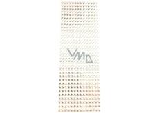 Albi Samolepiace kamienky strieborné 5 mm 462 kusov