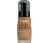 Deborah Milano 24Ore Perfect Foundation SPF10 make-up 05 Amber 30 ml