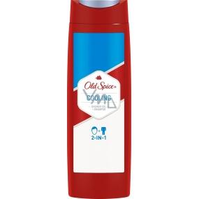 Old Spice Cooling 2v1 sprchový gél a šampón 400 ml