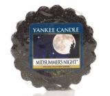 Yankee Candle Midsummers Night - Letní noc vonný vosk do aromalampy 22 g