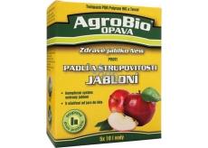 AgroBio Zdravé jablko Plus proti múčnatke a chrastavitosti jabloní súprava 5 ošetrení