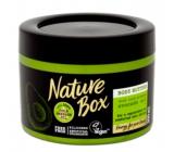 Nature Box Avokádo Regenerační tělové máslo pro intenzivního obnovení se 100% za studena lisovaným olejem, vhodné pro vegany 200 ml