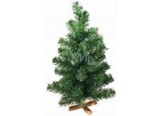 Stromek nezdobený s křížovým stojanem 40 cm