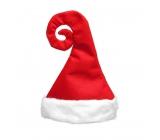 Mikuláš / Santa vianočné čiapky krútená