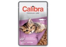 CALIBRA cat 100g vrecko premium mačiatko turkey + chicken 4792