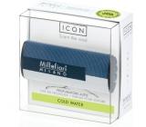 Millefiori Icon Vôňa do auta Textil Geometric / Cold Water 6889