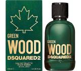 Dsquared2 Green Wood toaletná voda pre mužov 100 ml