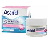 Astrid Aqua Biotic denný a nočný krém pre suchú a citlivú pleť 50 ml