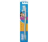 Oral-B 3 Effect Classic strednej zubná kefka