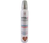 Vitale Exclusively Professional farbiace penové tužidlo s vitamínom E Chestnut - Gaštanová 200 ml