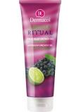 Dermacol Aroma Ritual Hrozno s limetkou Antistresový sprchový gél 250 ml