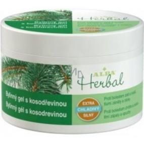 Alpa Herbal s kosodrevinou bylinný gel 250 ml